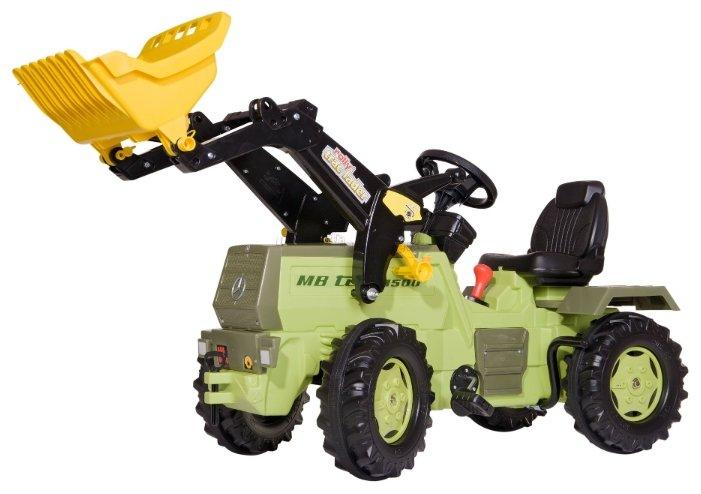 Веломобиль Rolly Toys Farmtrac MB Trac 1500 (46690)