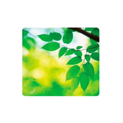 Коврик Fellowes Recycled Optical MousePad FS-59038 листья