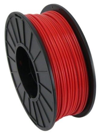 PLA пруток Wanhao 3 мм красный