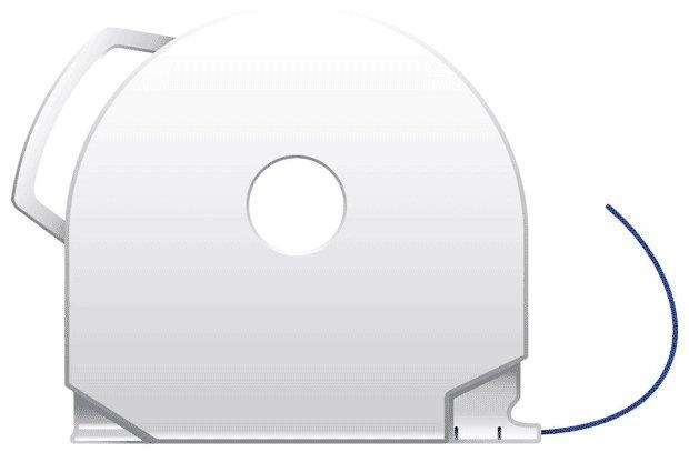 ABS пруток 3D Systems CubeX 1.75 мм синий