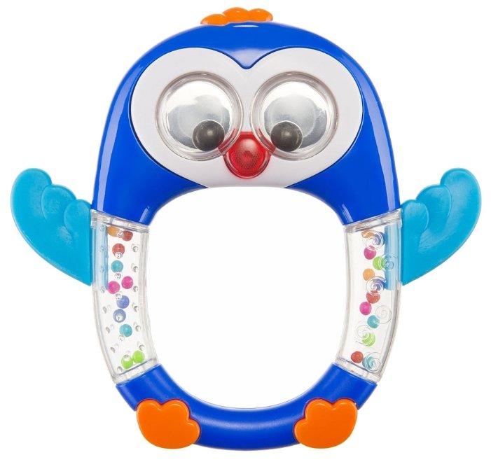 Прорезыватель-погремушка Happy Baby Penguin Lo-Lo