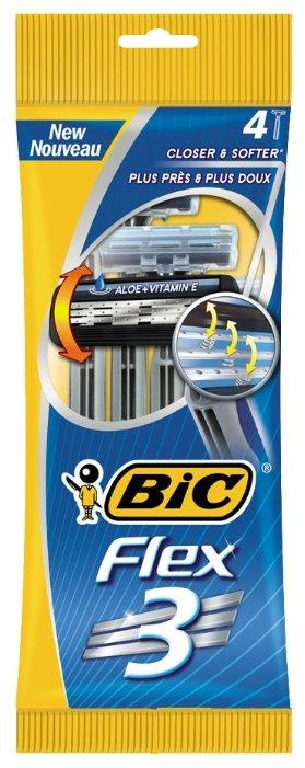 Бритвенный станок Bic Flex 3