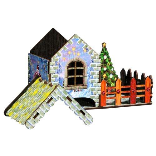 Сима-ленд Чайный домик Елочка разноцветный по цене 228