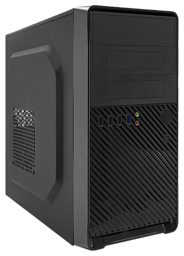 Настольный компьютер ОГО! Office (324432) Midi-Tower/Intel Core i3-10100/8 ГБ/240 ГБ SSD/Intel UHD Graphics 630/Windows 10 Home