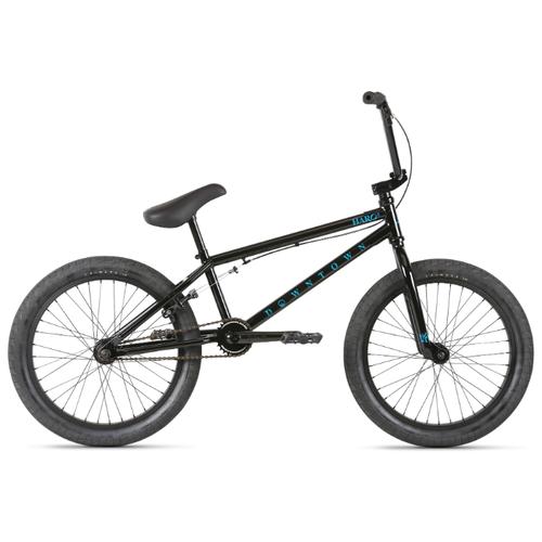Велосипед Haro 20' Downtown BMX, 20,5' Черный (21321)