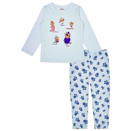 Пижама Frutto Rosso размер 92, голубой