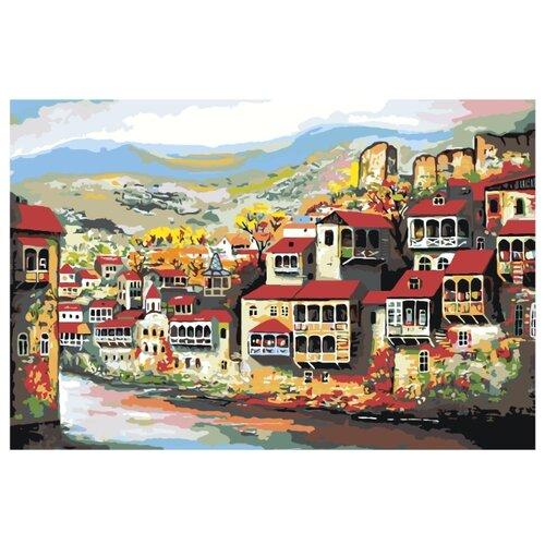 Купить Картина по номерам, 100 x 150, Z3259, Живопись по номерам , набор для раскрашивания, раскраска, Картины по номерам и контурам