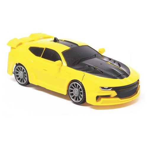 Купить Робот-трансформер Woow Toys Автобот желтый, Роботы и трансформеры