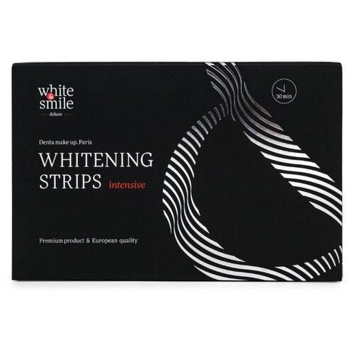 Купить ON WHITE Отбеливающие полоски для зубов Intensive / обновленная формула интенсивного домашнего отбеливания зубов без вреда для эмали / набор для отбеливания зубов: 20 шт.