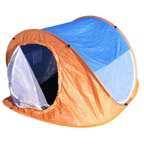 Палатка ROSENBERG 6160 оранжевый/синий