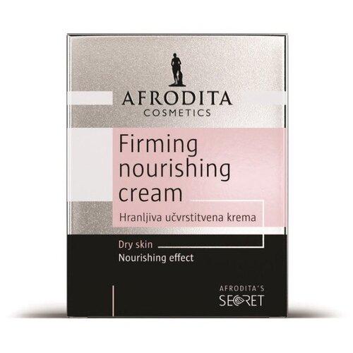 Крем-лифтинг для лица питательный AFRODITAS SECRET, Afrodita Cosmetics, Словения, 50мл