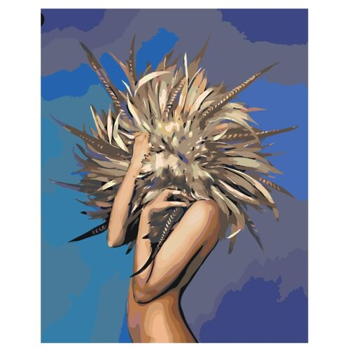 Купить Картина по номерам, 100 x 125, ETS212V2-4050, Живопись по номерам , набор для раскрашивания, раскраска, Картины по номерам и контурам