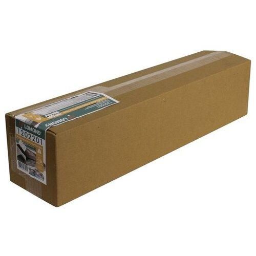 Бумага Lomond 610мм XL Self-Adhesive Matt Photo Paper 1202201 90г/м² 20м., белый