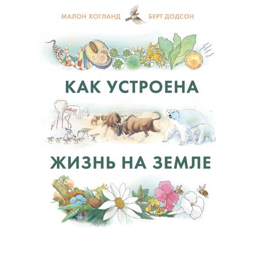 Купить Хогланд М. Как устроена жизнь на Земле , Манн, Иванов и Фербер, Познавательная литература