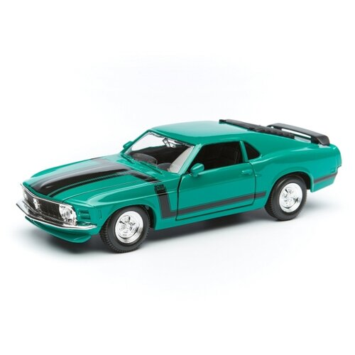 Купить Maisto Машинка Ford Mustang Boss 302, 1:24, Машинки и техника