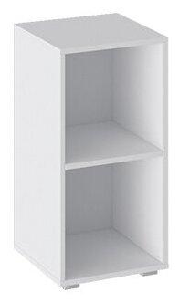 Купить Стеллаж модульный «Литл» Тип 2 (Белый) по низкой цене с доставкой из Яндекс.Маркета
