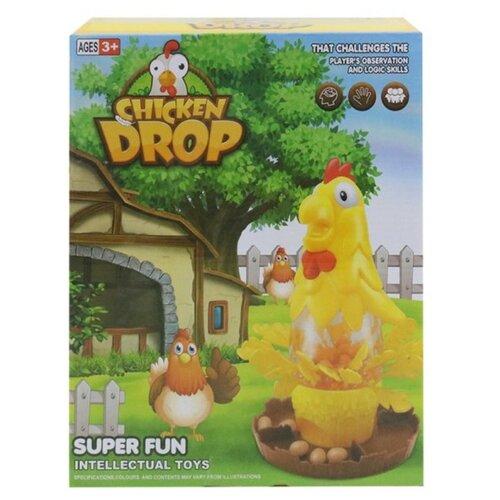 Настольная игра Наша игрушка Бешеная курица