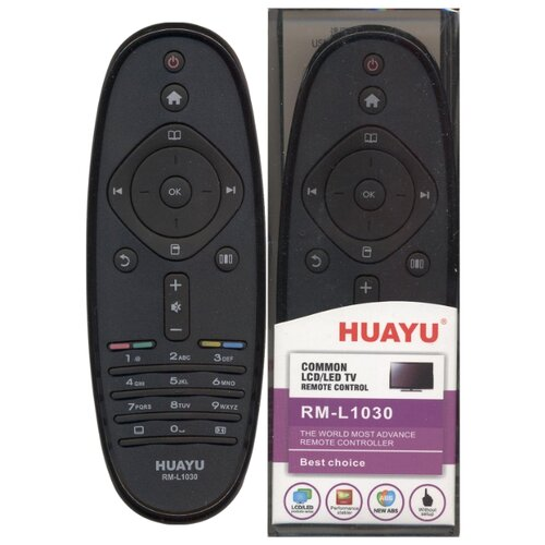 Пульт универсальный Huayu для Philips RM-L1030 (2543) HRM838