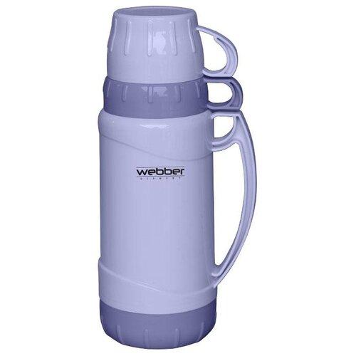 Классический термос Webber 43000, 1 л сиреневый