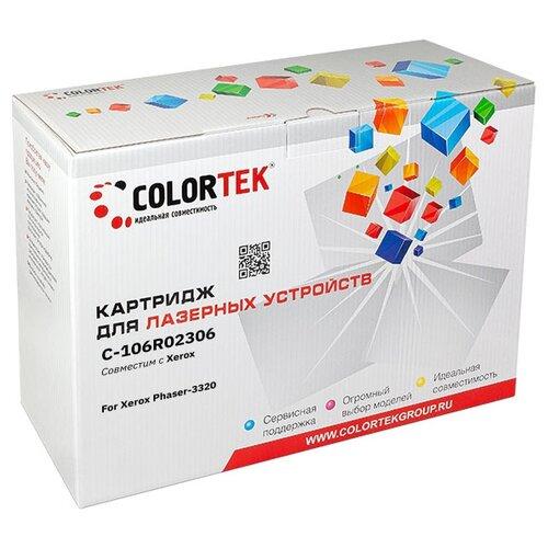 Фото - Картридж лазерный Colortek CT-106R02306 для принтеров Xerox картридж colortek ct tn 2080 для принтеров brother