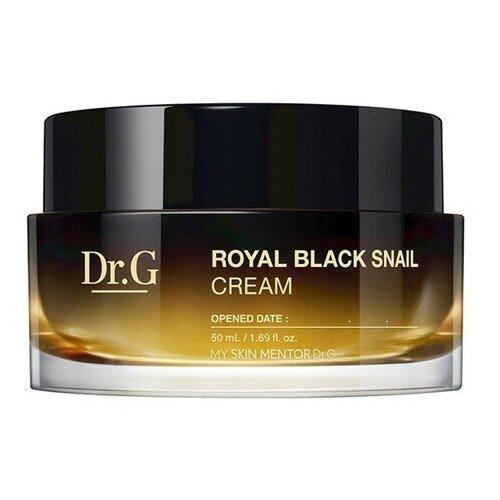 Крем для лица DR.G Royal Black Snail Cream