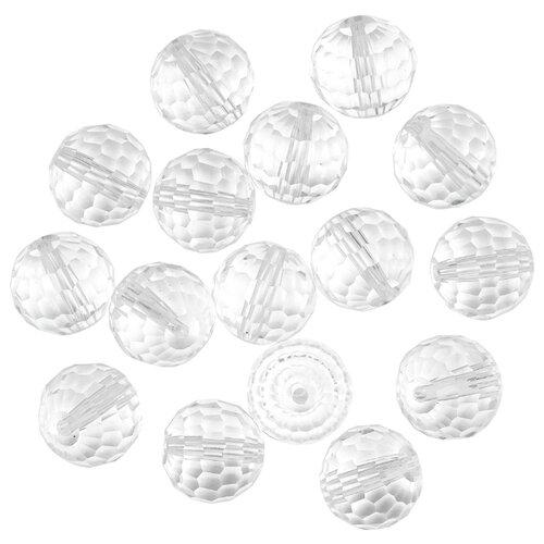 Купить Z-490 Бусины стеклянные, 10 мм, упак./16 шт., 'Астра' (802), Astra & Craft, Фурнитура для украшений