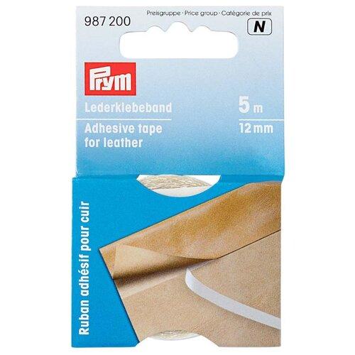 Купить 987200 Клеящая лента для кожи 12 мм, Prym, Технические ленты и тесьма