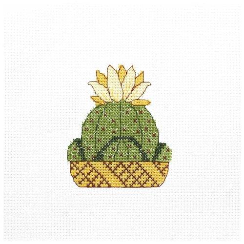 Купить К-355 Набор для вышивания крестом Созвездие ' Цветок саванны' 7, 5*8, 5см, Наборы для вышивания