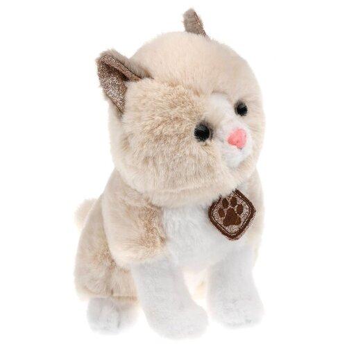 Купить Мягкая игрушка Fluffy Family Котенок Пушок 20 см, Мягкие игрушки