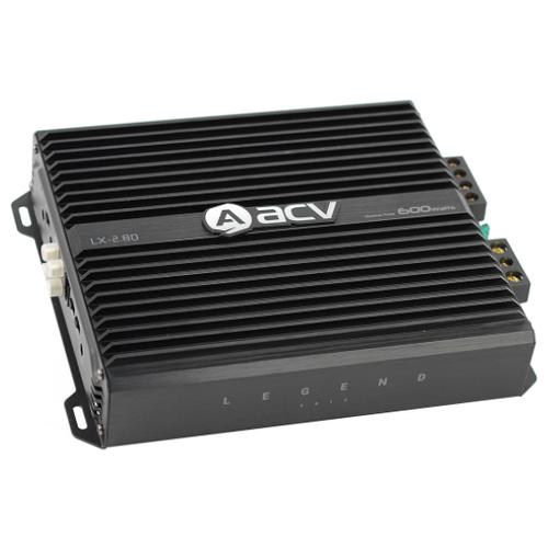 Автомобильный усилитель ACV LX-2.80