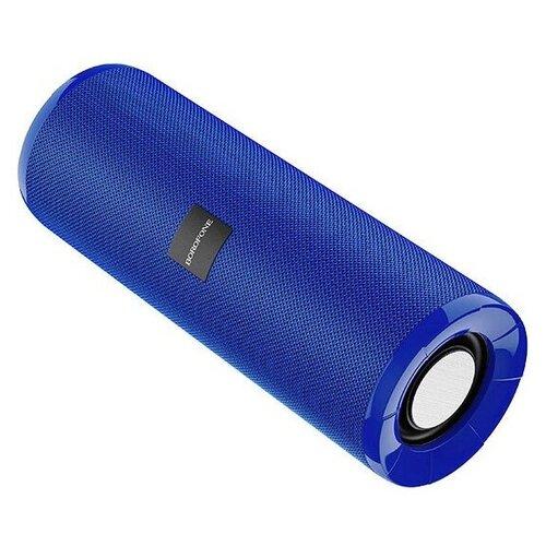 Портативная акустика Borofone BR1, blue портативная акустика borofone br5 adventure black