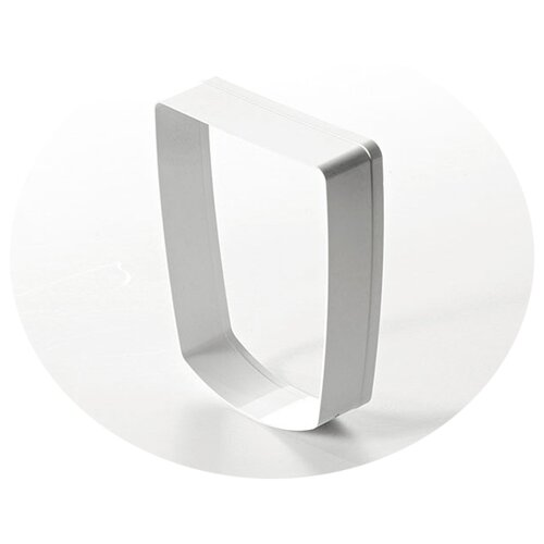 Расширитель для дверцы 18,5х5,5х23см пластик белый