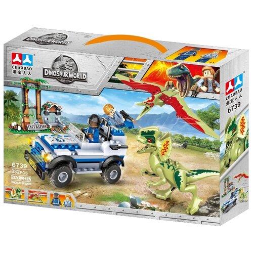 Купить Конструктор Chaobao Dinosaur World 6739, Конструкторы