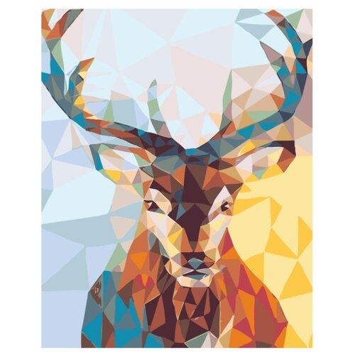Купить Картина по номерам, 100 x 125, KTMK-75917, Живопись по номерам , набор для раскрашивания, раскраска, Картины по номерам и контурам