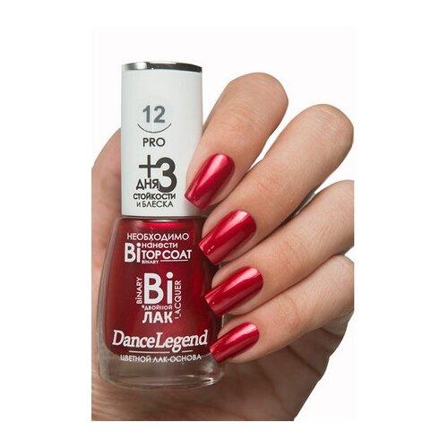 Купить Лак Dance Legend Binary Pro, 15 мл, 12 Karina