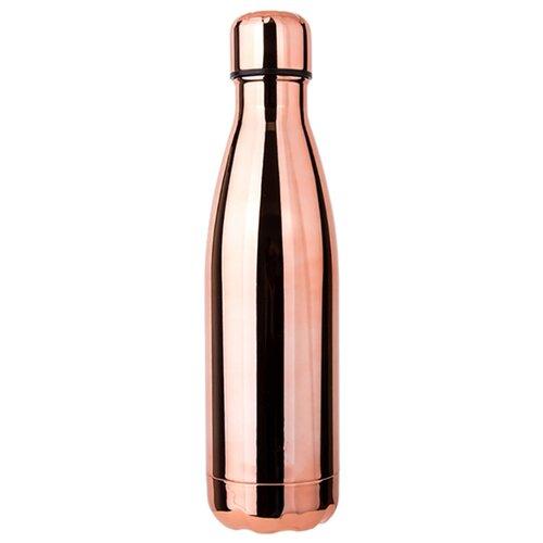 Бутылка термос из нержавеющей стали для горячего и холодного, металлическая бутылка для воды, 500 мл., Blonder Home BH-MWB-17