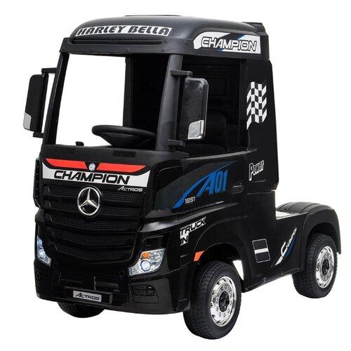 Купить Toyland Грузовик Mercedes-Benz Truck HL358, черный, Электромобили