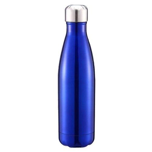 Термобутылка Blonder Home глянцевая BH-MWB-10/12/13, 0.5 л синий