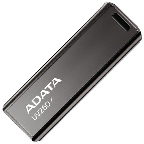 Фото - Флешка ADATA UV260 16GB черный флешка adata ud330 16gb красный