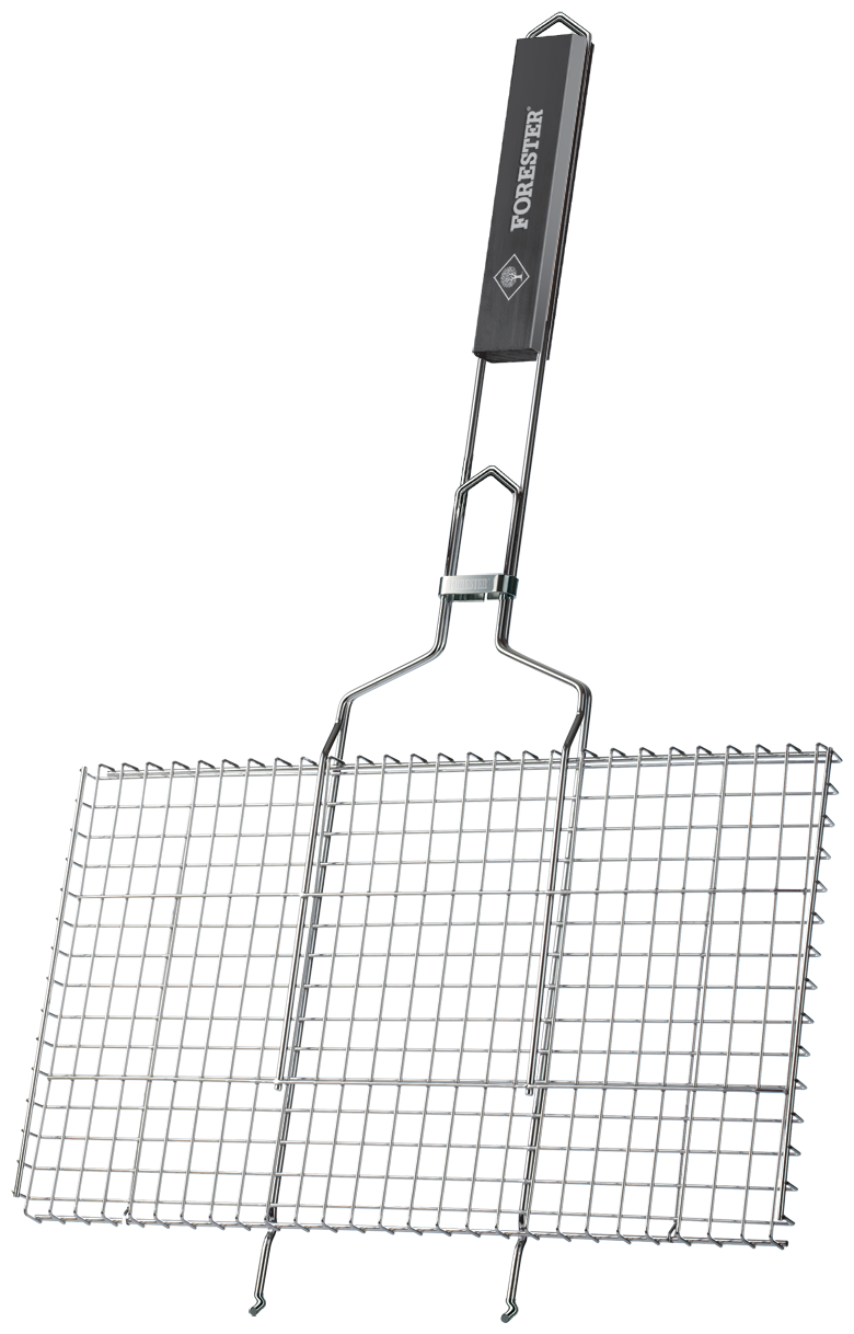 Решетка Forester BQ-N02 для гриля, 26х45 см