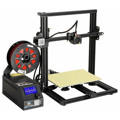 3D Принтер Crealiti CR10 большая площадь печати 30x22с30см. Старший брат Creality Ender 3 pro
