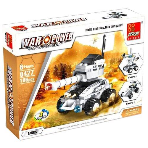 Конструктор Peizhi War Power 0427
