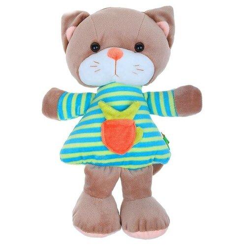 Купить Мягкая игрушка Левеня Котенок Вади 28 см, Мягкие игрушки
