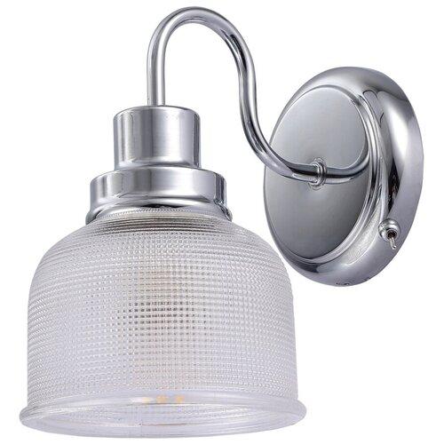 Фото - Бра Arte Lamp Ricardo A9186AP-1CC, с выключателем, 40 Вт бра arte lamp serenata a3479ap 1cc с выключателем 40 вт