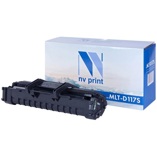 Фото - Картридж NV Print MLT-D117S для Samsung, совместимый картридж nv print mlt d101s для samsung совместимый