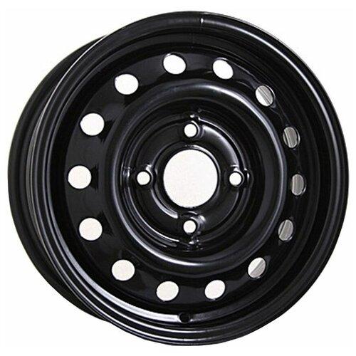 Колесный диск ТЗСК ВАЗ-10 5.5х14/4х98 D58.6 ET35, черный глянец
