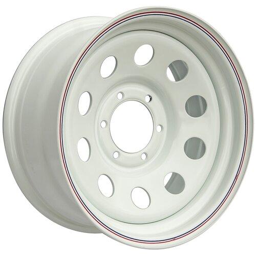Фото - Колесный диск OFF-ROAD Wheels 1680-63910WH-3 8x16/6x139.7 D110 ET-3 белый отсутствует bibliothèque choisie et amusante t 3