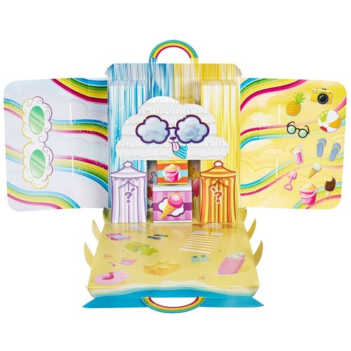 Игровой набор Mattel Cloudees Вечеринка на пляже GPX45