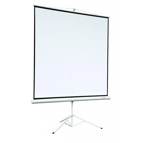 Рулонный матовый белый экран Digis KONTUR-A DSKA-4305