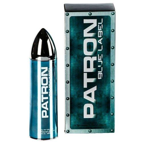 Туалетная вода Парфюмерия XXI века Patron Blue Label, 100 мл